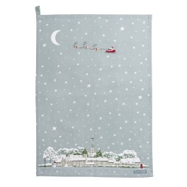 Sophie Allport Starry Night  Tea Towel - Cotton