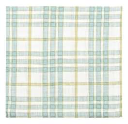 Walton Dixie Check Napkins - Set of 4