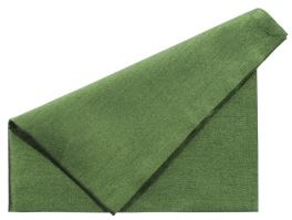 Walton Dupion Forest Green Napkins - Set of 4