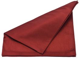 Walton Dupion Red Napkins - Set of 4