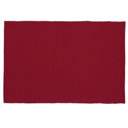 Walton Metro Florentine Red Placemats - Set of 2