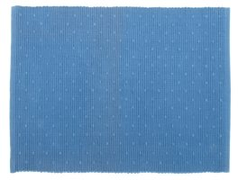 Walton Metro Coastal Blue Placemats - Set of 2