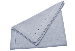 Walton Primavera Argent Napkins - Set of 4