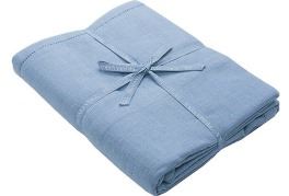 Walton Primavera Wedgwood Blue Tablecloth - Medium